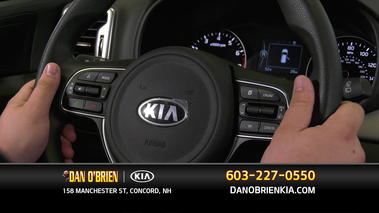 2018 kia sportage awd concord nh 5 things to love. Black Bedroom Furniture Sets. Home Design Ideas